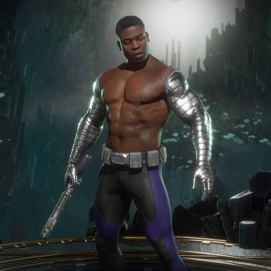 Jax es un personaje de Mortal Kombat