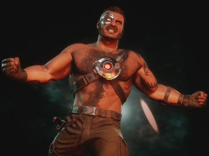 Kano es un mercenario en Mortal Kombat