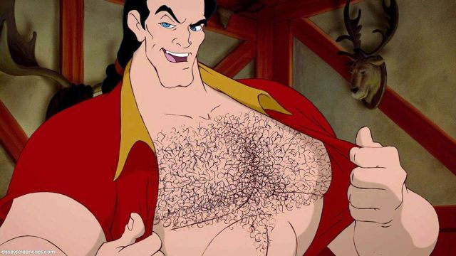 Gastón Disney momentos gay