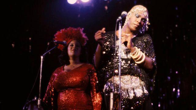 Sylvester, uno de los artistas de música disco más prolíficos y miembro de la comunidad LGBT+.