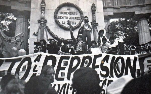 Marcha del orgulllo LGBT+