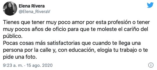 Omar Ayuso borra Twitter