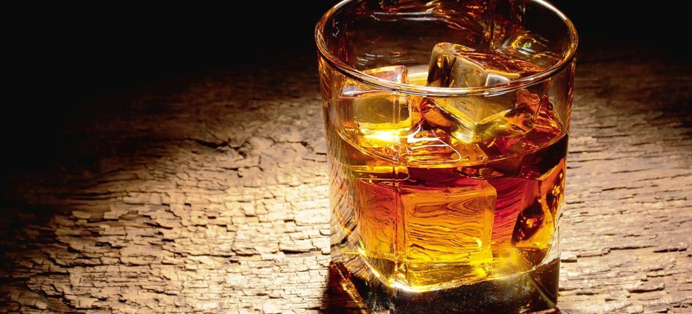 bebidas alcohólicas whisky