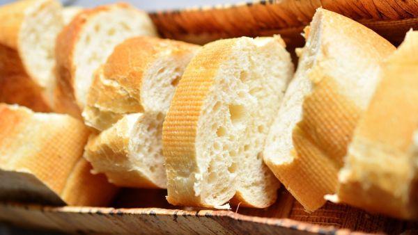 Carbohidratos eliminar bajar de peso pan harinas refinadas