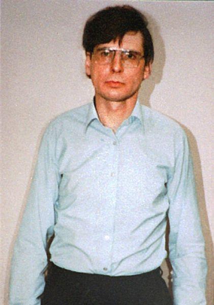 Fotografía del asesino Dennis Nielsen