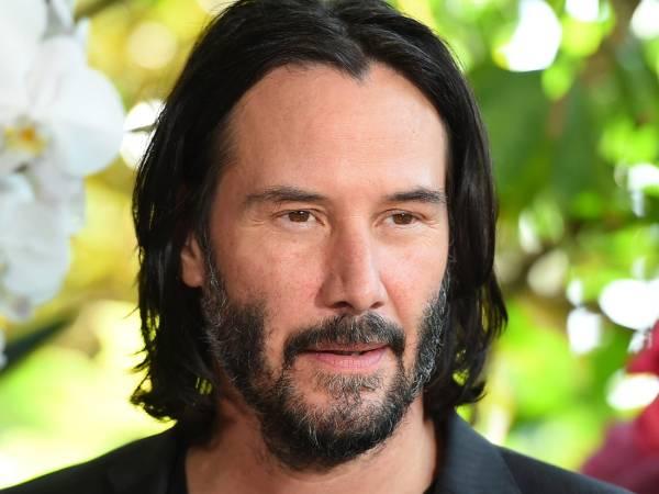 Keanu Reeves boda gay