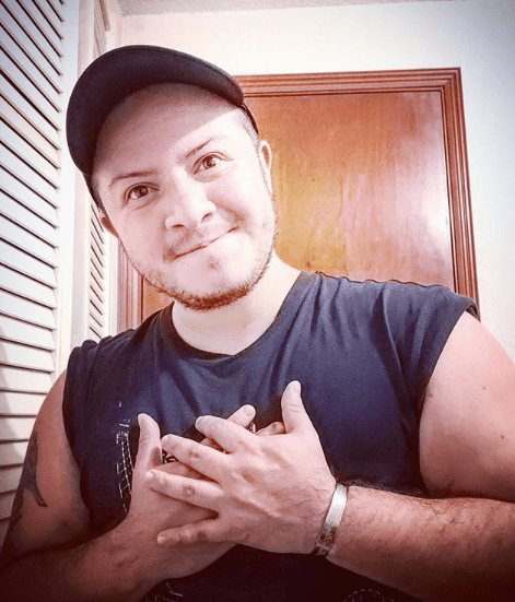 hombres trans Marck Pappas