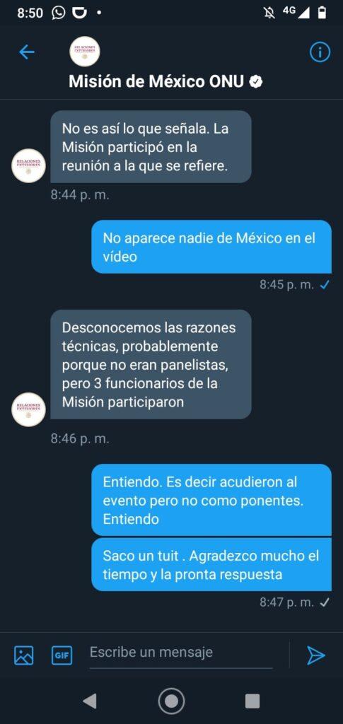 México LGBT+ ONU
