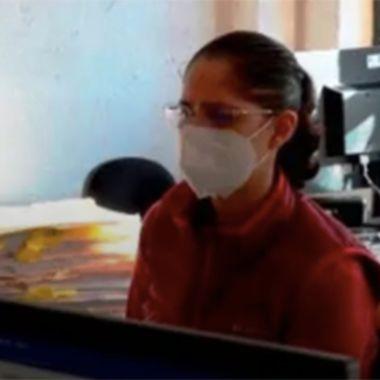 Sweet Muñoz aclaró ella misma que no está desaparecida.