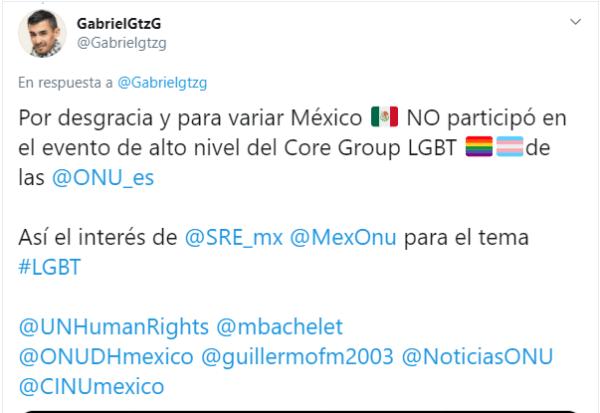México-LGBT+-ONU