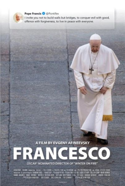 Documental Francesco Papa Francisco