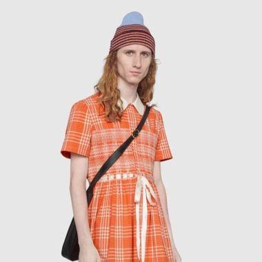 El controvertido vestido para hombre de Gucci