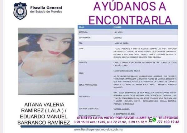 Aitana Valeria Ramírez