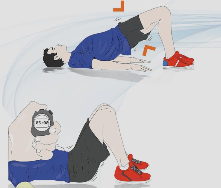 Ejemplo de cómo hacer el ejercicio