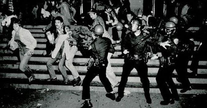 disturbios de stonewall