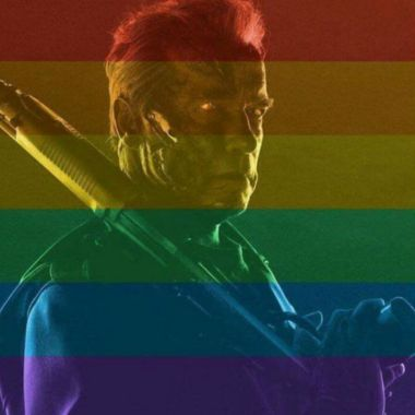 Terminator lgbt arnold schwarzenegger película gay