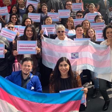 estados reconocen ley identidad género trans