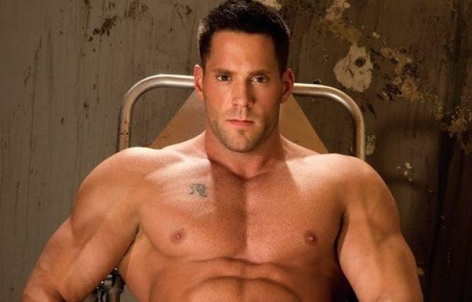 muerte actor porno gay Erik Rhodes