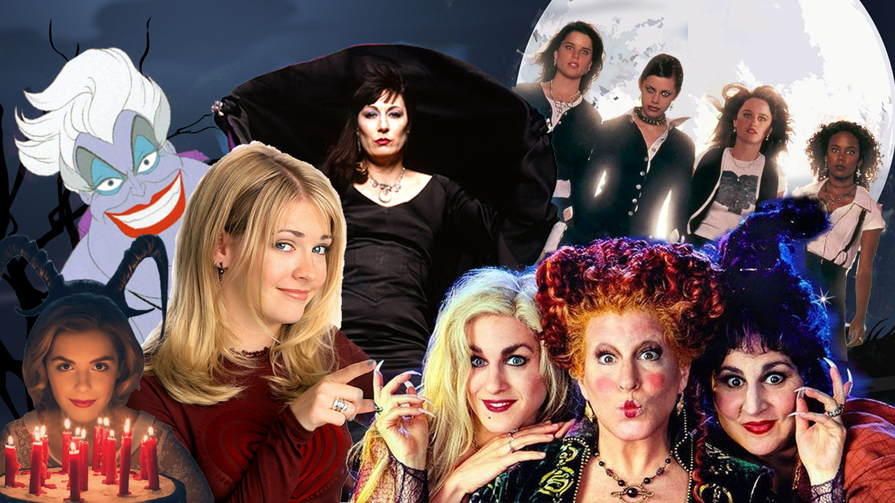 Brujas favoritas de películas y series