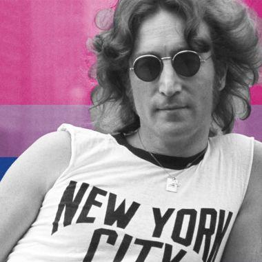Hay muchos rumores que señalan que John Lennon era bisexual.