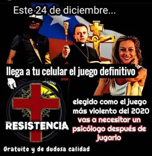 Resistencia videojuego