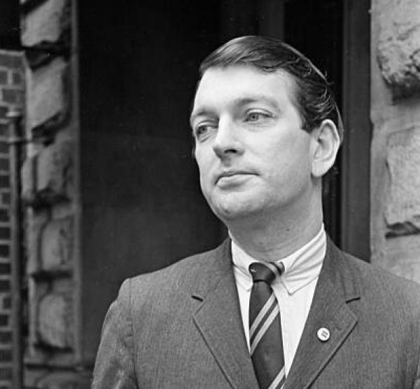Dick Leitsch en 1966