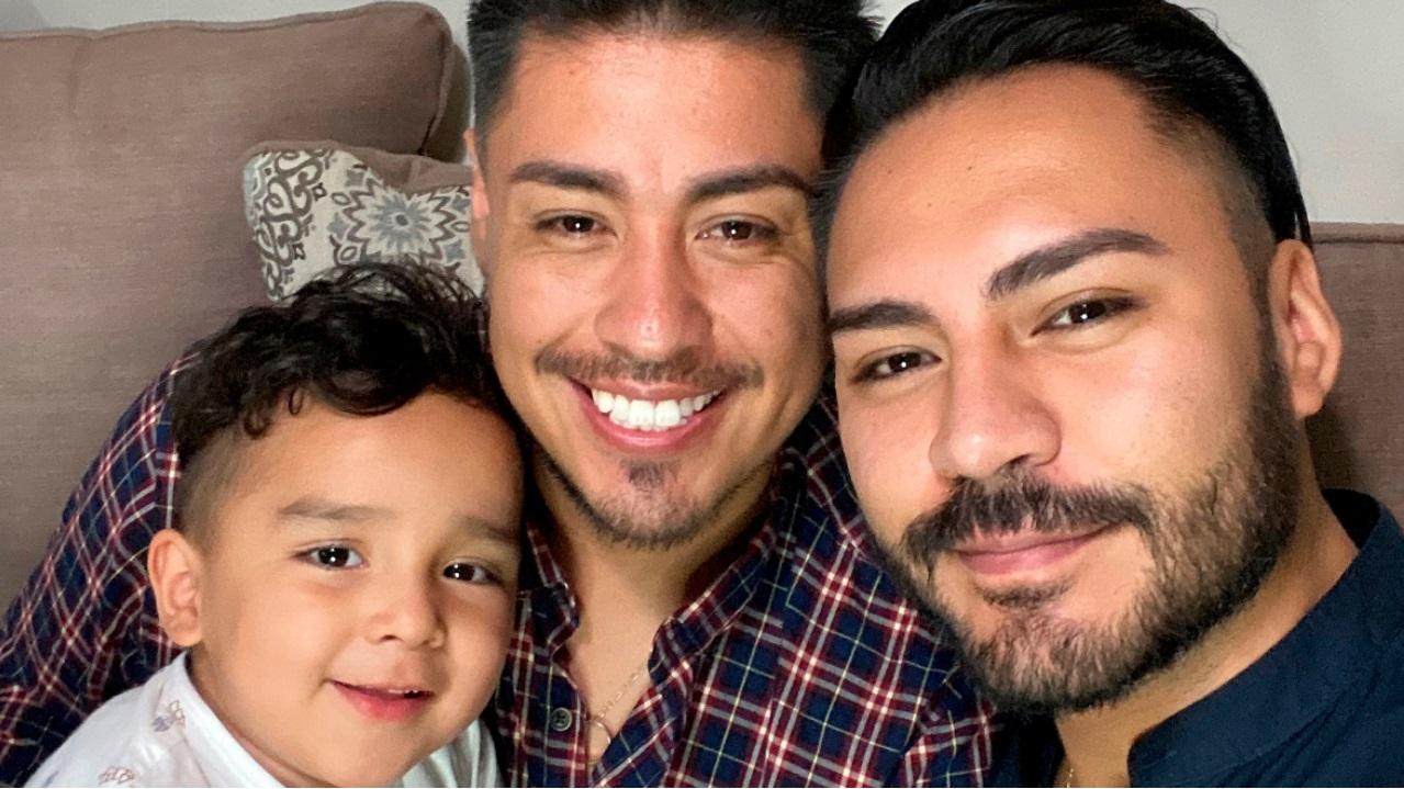 adopción homoparental familia
