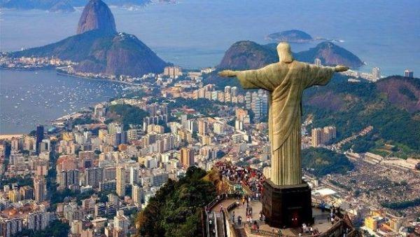 países gente más sexo Brasil