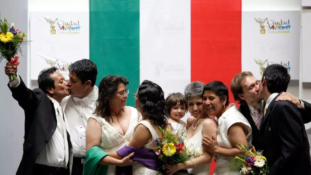 bodas LGBT+ en América Latina Países Latinoamérica