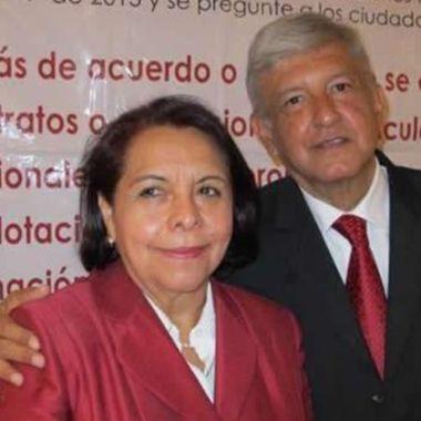 candididata de Morena a la gubernatura de Querétaro en 2021
