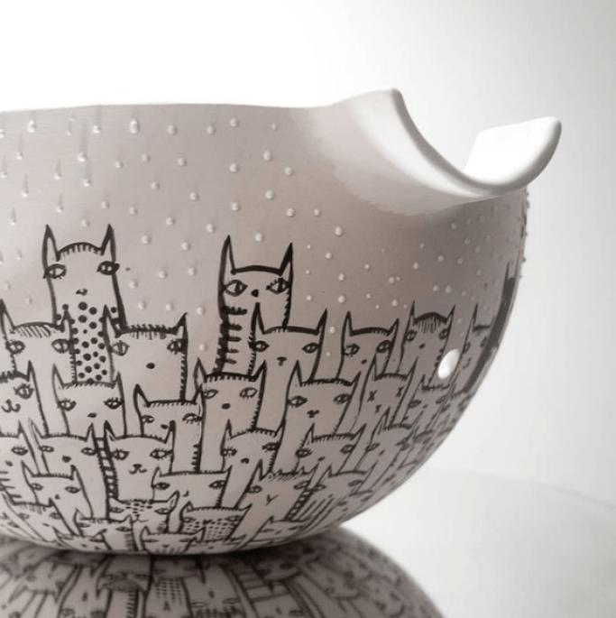 Arta cerámica