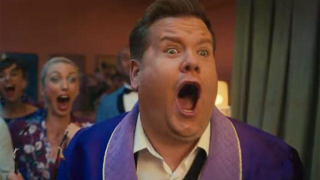 James corden actor gay prom musical pelicula