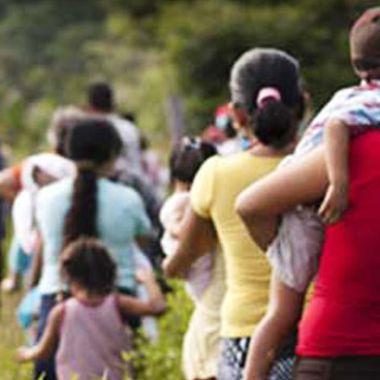 mamá lesbiana detenida en estación migratoria