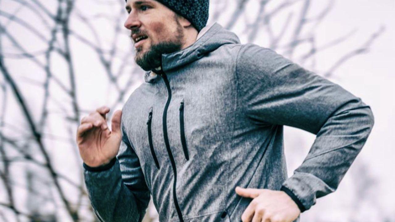 correr invierno ejercicio hombre gay frio