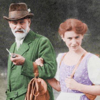 Anna Freud, la hija lesbiana de Sigmund Freud