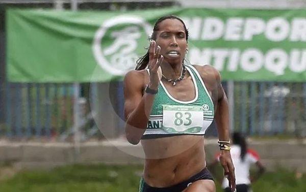 Yanelle Zape Mendoza corredora trans
