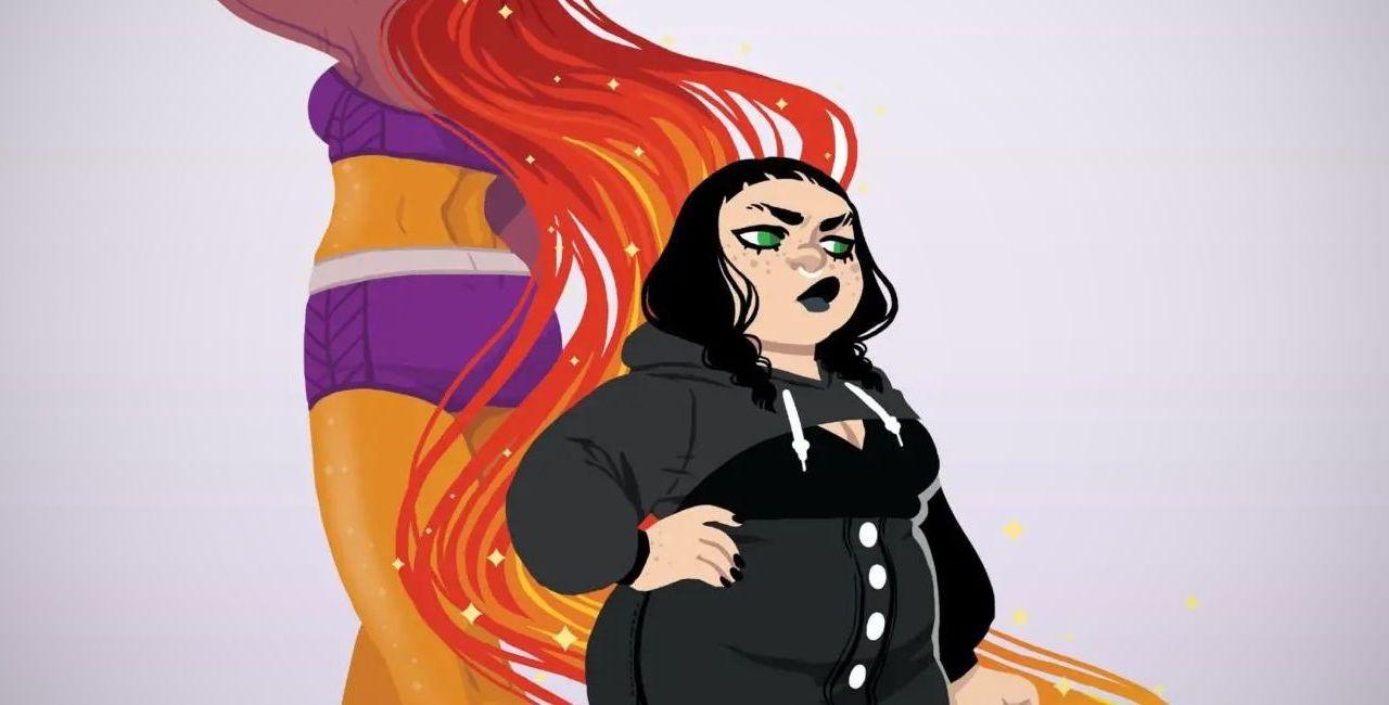 Mandy protagonista lesbiana DC Comics