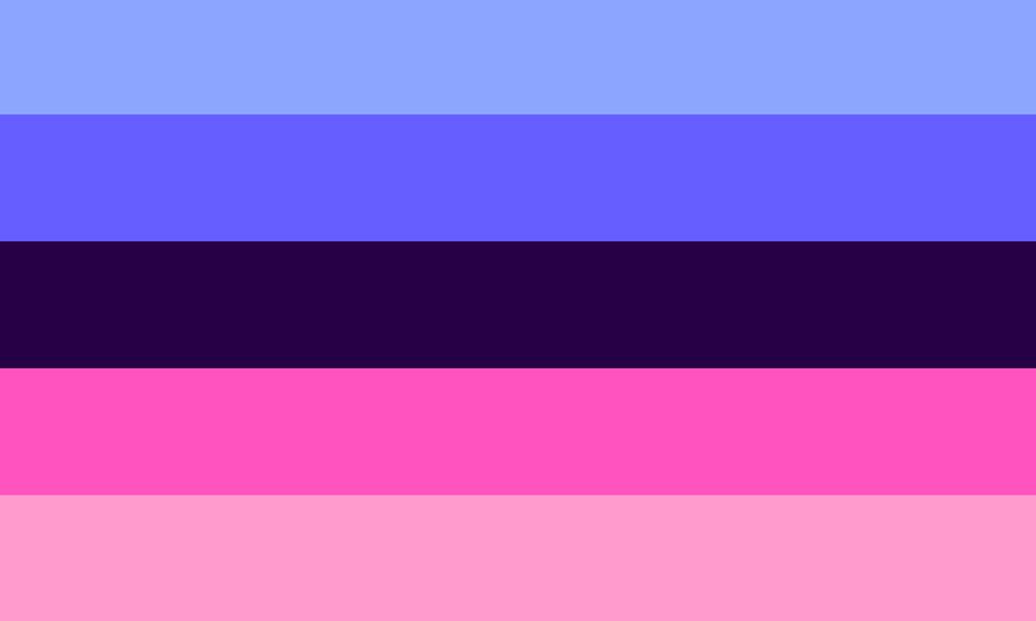 bandera omnisexualidad