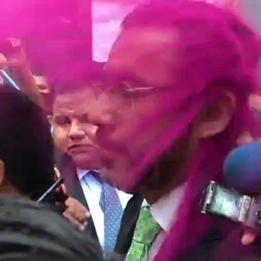 Resistencia Queer subasta glitter que enfadó a Jesús Orta, ex secretario de Seguridad Ciudadana