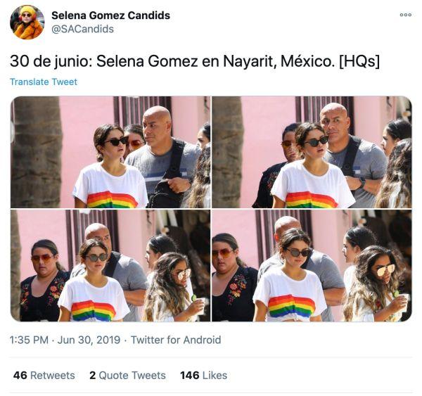 Selena Gomez LGBT Nayarit