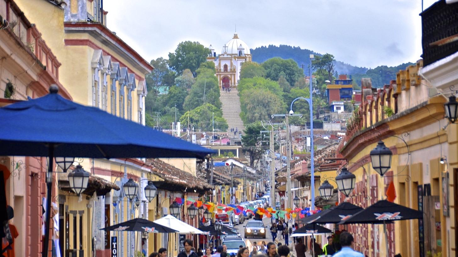 Turistas gays Chiapas