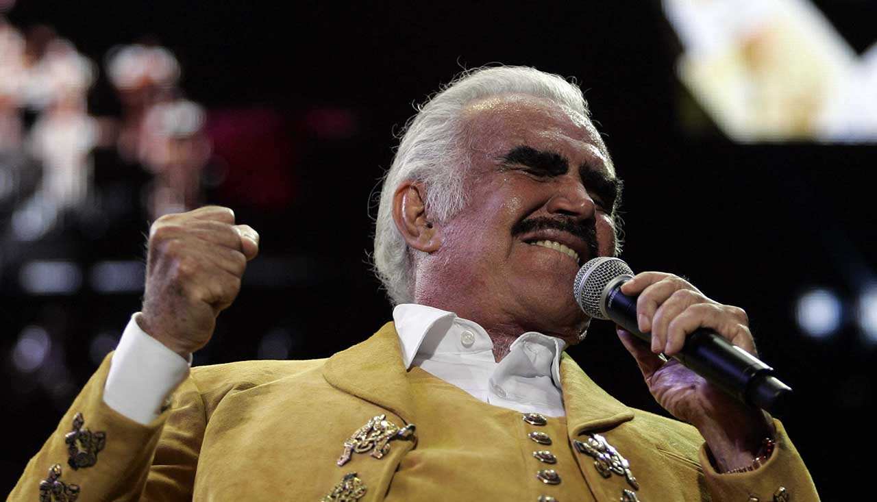 Vicente Fernández acoso mujeres