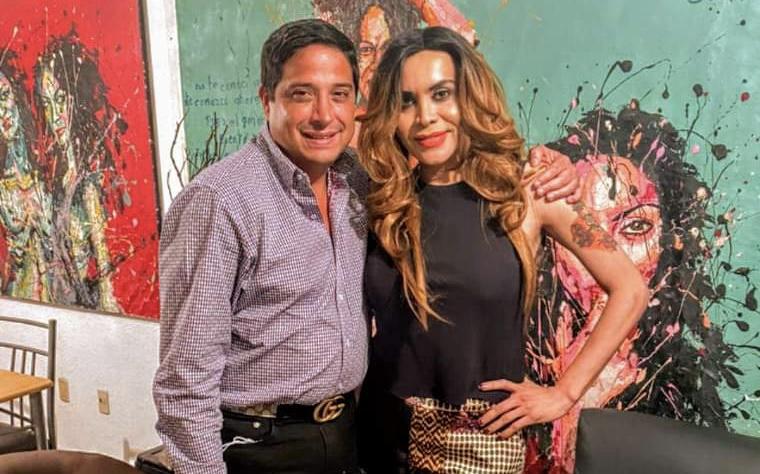 Mujeres trans candidatas en las elecciones 2021 Bárbara Irazamy Portillo