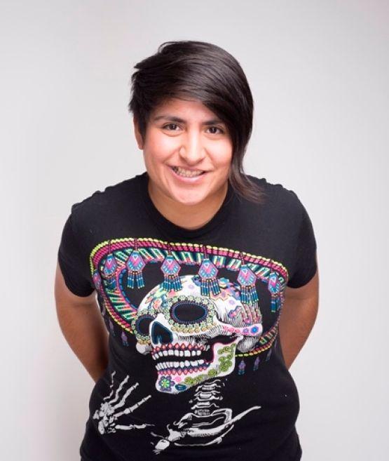 Comediantes lesbianas stand up Ana Julia Yeyé