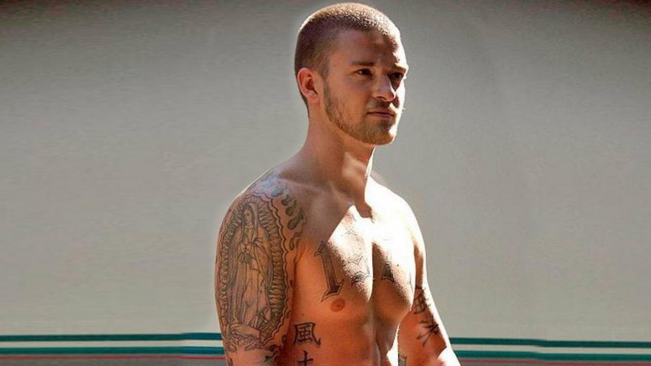 Justin Timberlake escena desnudo Palmer
