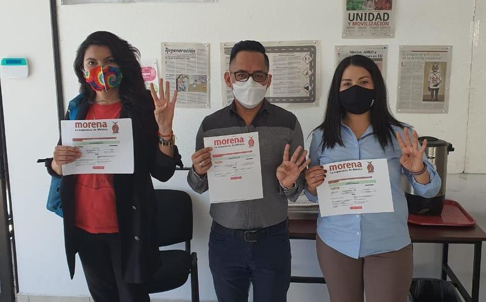 candidatos LGT+ en las elecciones de México Riessa Miranda