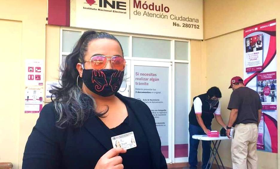candidata trans de Tamaulipas