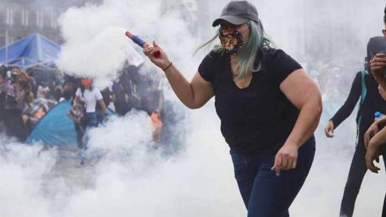 La reinota feminista del 8M es transincluyente