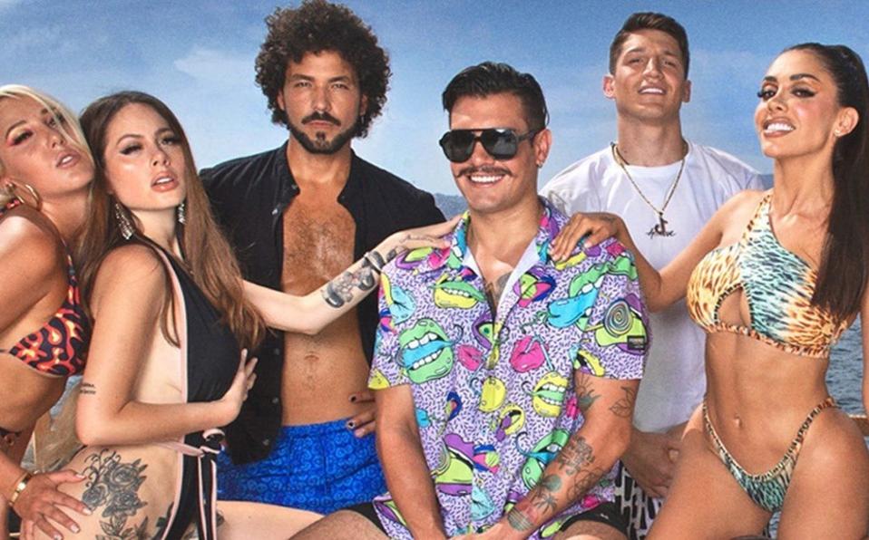 Jaylin Castellanos de Acapulco Shore