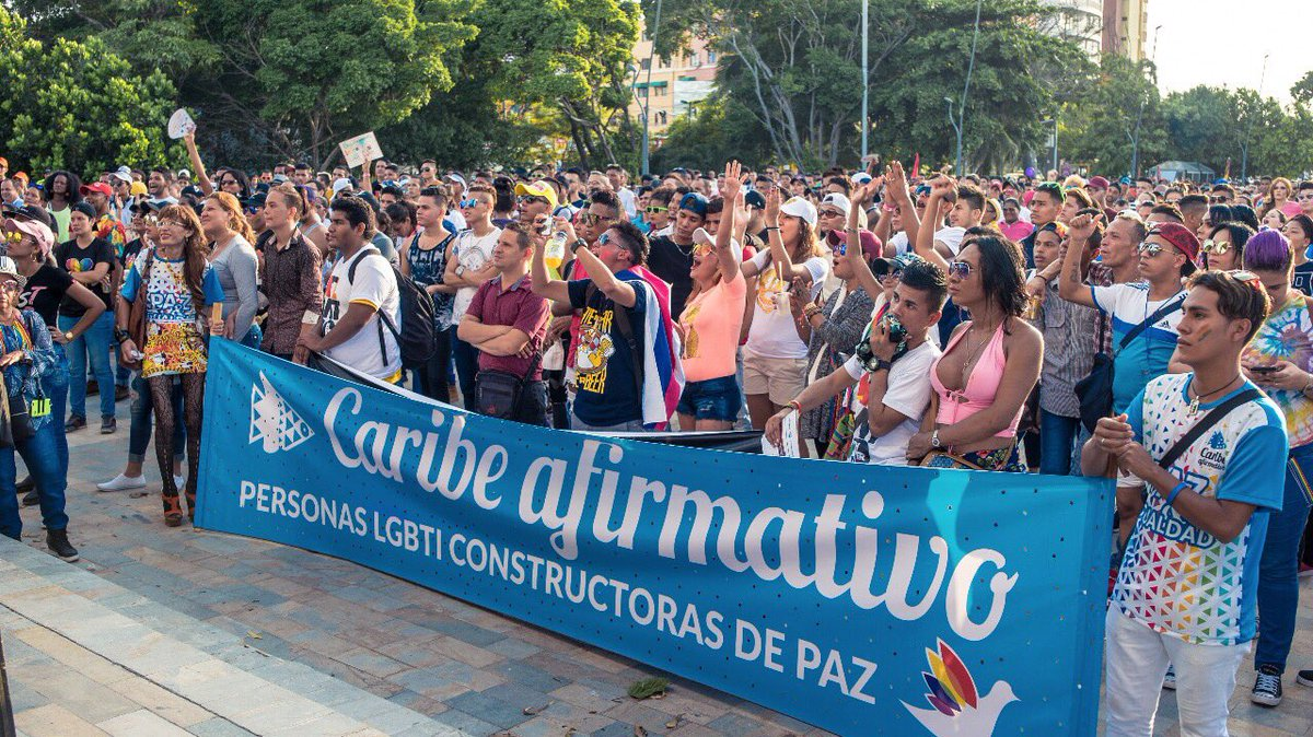 Caribe Afirmativo LGBT+